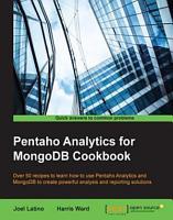 Pentaho Analytics for MongoDB Cookbook PDF