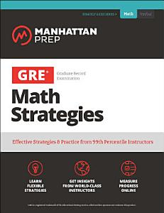GRE Math Strategies Book