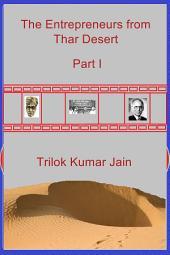 The Entrepreneurs from Thar Desert: Part 1