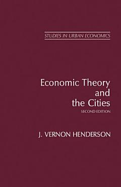 Economic Theory and the Cities PDF