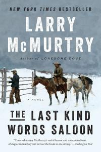 The Last Kind Words Saloon  A Novel Book