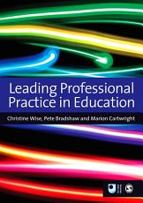 Leading Professional Practice in Education PDF