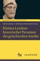 Kleines Lexikon historischer Personen der griechischen Antike