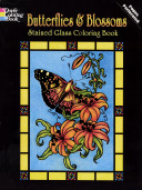 Michael's Butterflies & Blossoms Stained Glass CB
