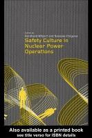 Safety Culture in Nuclear Power Operations PDF