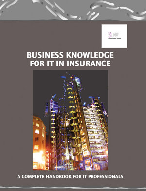 Business Knowledge for It in Insurance PDF