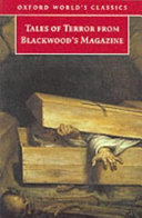 Download Tales of Terror from Blackwood s Magazine Book