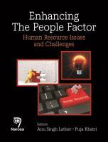 Enhancing The People Factor PDF