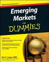 Emerging Markets For Dummies PDF
