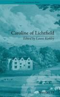 Caroline of Lichtfield PDF