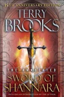 The Annotated Sword of Shannara Book