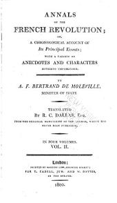 Annals of the French Revolution: Volume 2