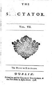 The Spectator: Volume 7