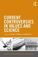 Current Controversies in Values and Science PDF