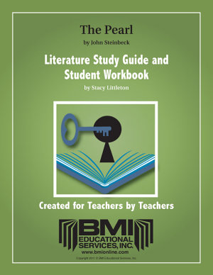 The Pearl  Study Guide and Student Workbook  Enhanced ebook