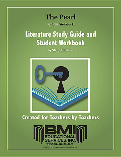 The Pearl  Study Guide and Student Workbook  Enhanced ebook  PDF