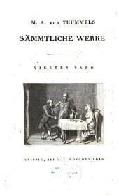 Sämmtliche Werke: Reise in die mittäglichen Provinzen von Frankreich ; 3. Theil, Band 4