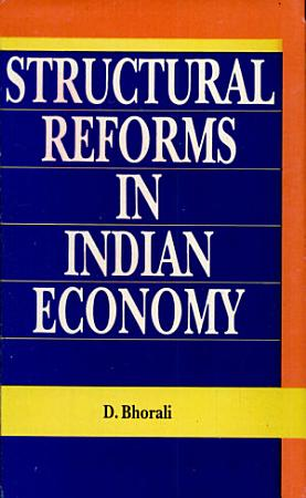Structural Reforms in Indian Economy PDF