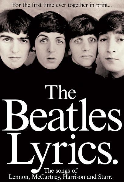Download The Beatles Lyrics Book