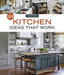 All New Kitchen Ideas That Work PDF
