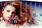Dare to be Strong... (Collection of Romantic suspense, contemporary and paranormal romances)