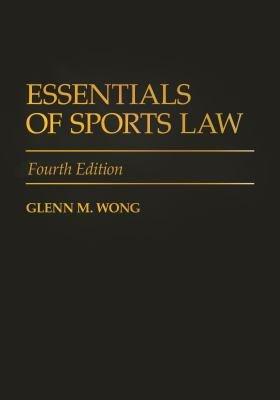 Essentials of Sports Law PDF