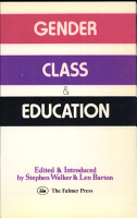 Gender  Class   Education PDF