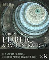 Introducing Public Administration: Edition 9