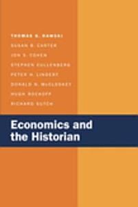 Economics and the Historian Book
