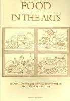 Food in the Arts PDF