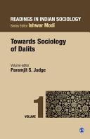 Towards Sociology of Dalits