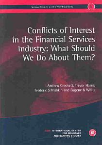 Conflicts of Interest in the Financial Services Industry PDF