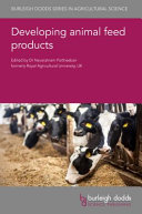 Developing Animal Feed Products PDF