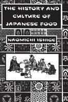 History Of Japanese Food PDF