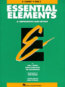 Essential Elements Book 2   Bb Clarinet