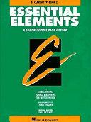 Essential Elements Book 2 - Bb Clarinet