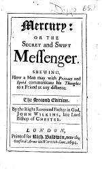 Mercury; Or, The Secret and Swift Messenger