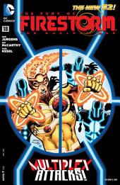 The Fury of Firestorm: The Nuclear Man (2011-) #18