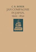 Jan Compagnie in Japan, 1600-1850