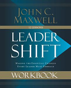 Leadershift Workbook Book