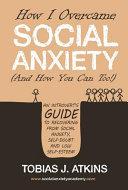 How I Overcame Social Anxiety PDF