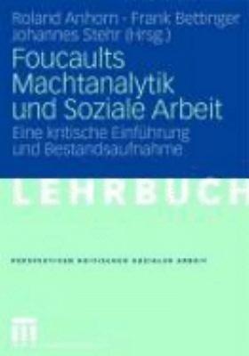 Foucaults Machtanalytik und Soziale Arbeit PDF