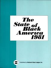 The State of Black America 1981