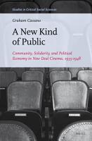 A New Kind of Public PDF