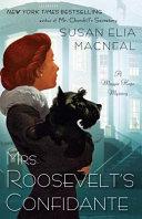 Mrs  Roosevelt s Confidante Book