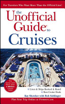 The Unofficial Guide to Cruises PDF