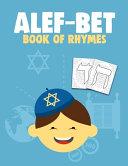 Alef-Bet Book of Rhymes
