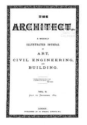 The Architect and Building News: Volume 2