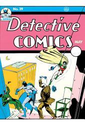 Detective Comics (1937-) #39