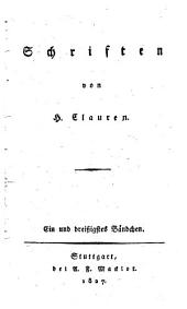 Schriften: Bände 31-35